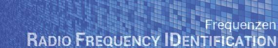 RFID Frequenzen