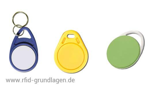 RFID Keyfobs / Schlüsselanhänger