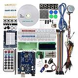 Morza Learning Kit LCD1602 Modul Digit Rohr Starter Kit kompatibel für Arduino UNO R3 RFID