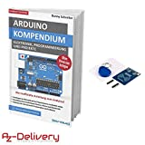 AZDelivery  Großes Arduino Kompendium Buch mit gratis RFID Kit
