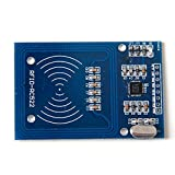Mifare RC522 IC Card RFID Module Kits Key-Card RF RFID Reader IC Karte Modul for Arduino, Raspberry Pi and other development board experiments, door, lock and security