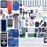 Kit für Arduino,Quimat UNO R3 Projekt Komplettes Ultimate Starter Kit