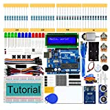 Freenove RFID Starter Kit with UNO R3 (Arduino-Compatible), 166 Pages Detailed Tutorial, 160 Items, 30 Projects, Solderless Breadboard
