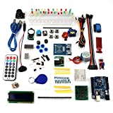 Rokoo RFID Learning Starter Kit für Arduino UNO R3 Upgraded Version Learning Suite