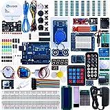 """Elegoo, """"Uno R3Project"""", das kompletteste, ultimative Starter-Set mit Anleitung, Uno R3Controllerboard, LCD1602, Servo, Schrittmotor für Arduino UNO Project"""