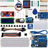 OSOYOO 2018 RFID Master Starter Kit Ultimate DIY Super Learning with UNO R3 Board for Arduino + USB Cable + RFID Module