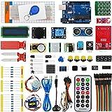 Für Arduino UNO R3 Starter Kit, RFID Breadboard Kit Entwicklungsboard Set Servomotor Module Sensoren Teile mit kostenlosem Tutorial