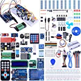 Starter Kit for Arduino UNO-R3 Kuman Upgraded Version Full Ultimate Starter set for and Lots of Accessories for Arduino MEGA2560 Nano Robot K27