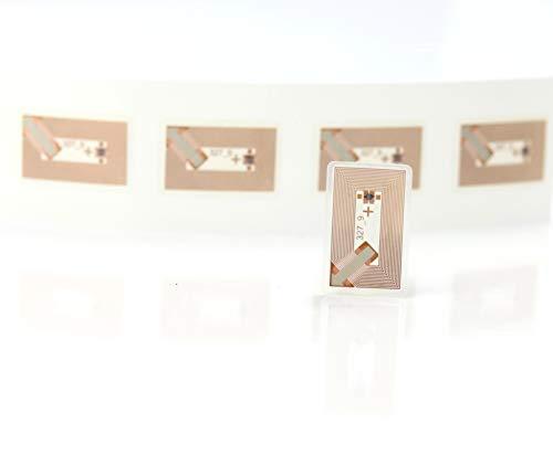 NFC Tag Sticker-Aufkleber Midas 12 mm x...