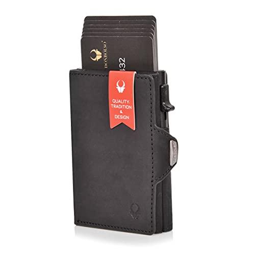 DONBOLSO® Wallet Flip I Slim Wallet mit...