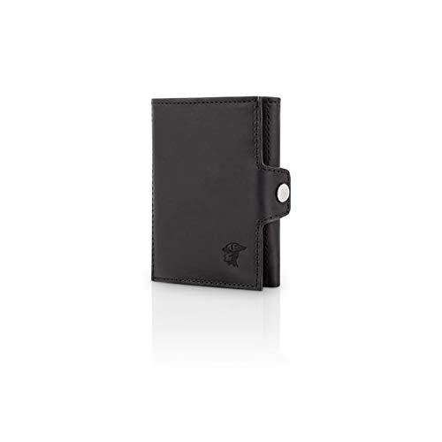 ETAVI® Slim Wallet Taipeh mit Münzfach...