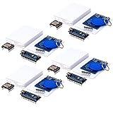 AZDelivery 4 x TonUINO Set (Mp3 Player, Nano V3.0, RFID Kit und 10 x 13,56 MHz RFID Karten) inklusive E-Book!