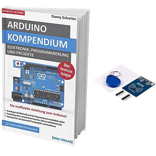 AZDelivery Großes Arduino Kompendium...