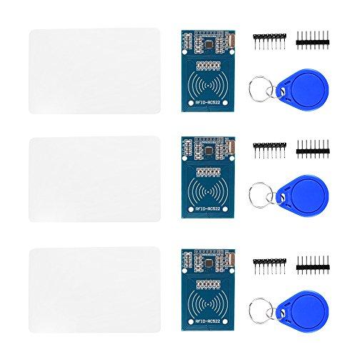 Sun3drucker 3stk RFID Kit RC522 Chip und...