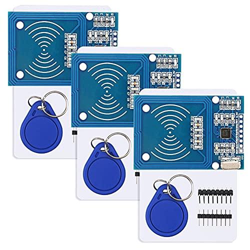 YXPCARS 3 x RFID Kit für Arduino für...