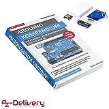 AZDelivery ⭐⭐⭐⭐⭐ Großes Arduino Kompendium Buch inklusive Tonuino Kit!