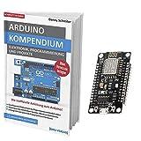 AZDelivery Großes Arduino Kompendium Buch mit gratis NodeMCU Lolin