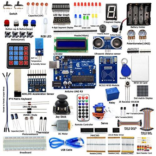 Adeept RFID Starter Kit for Arduino UNO...