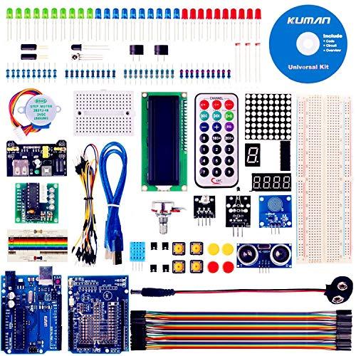 kuman Starter Kit für Arduino IOT...