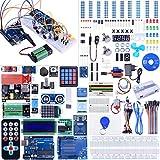 Kuman Full Ultimate Starter set and Lots of Accessories Elektronik Projekt Baukasten R3 Mikrocontroller Board und Zubehöre K27