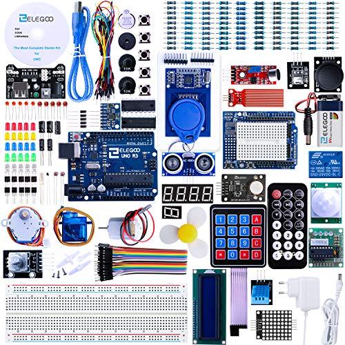 ELEGOO UNO R3 Ultimate Starter Kit,...
