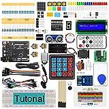Freenove RFID Starter Kit V2.0 mit Board V4 (kompatibel mit Arduino IDE), 266 Seiten Detailliertes Tutorial, 198 Artikel, 49 Projekte, Programmieren und Elektronik Lernen