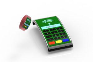 Mit einem RFID-Bändchen bargeldlos beim Festival bezahlen