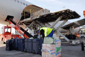 Wie die Airlines mit RFID Gepäckstücke wiederfinden möchten